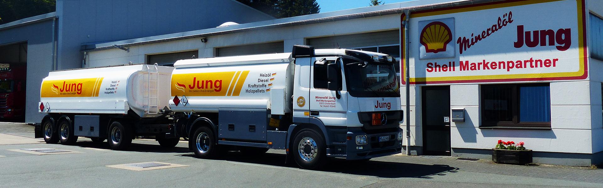 Mineralöl Jung GmbH - Startseite Slider 1